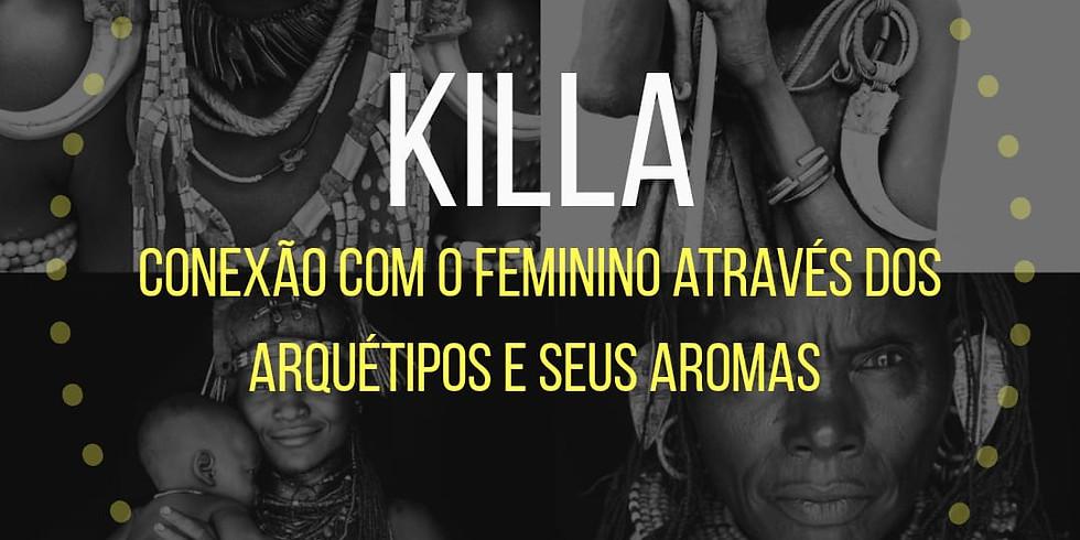 Workshop KILLA - 1 de fev