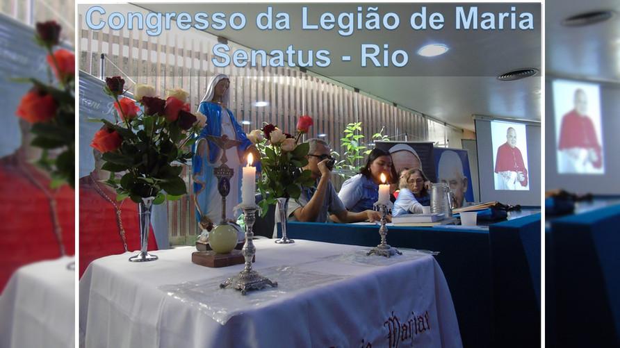 Legião de Maria realiza Congresso com Oficiais