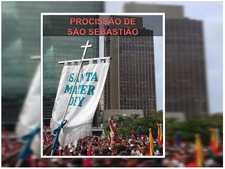 Procissão de São Sebastião