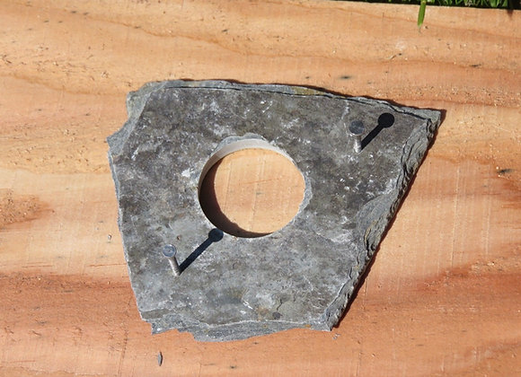 32 mm Welsh Slate hole protection plate