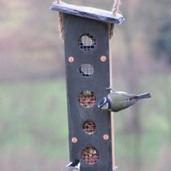 Slate Bird feeder