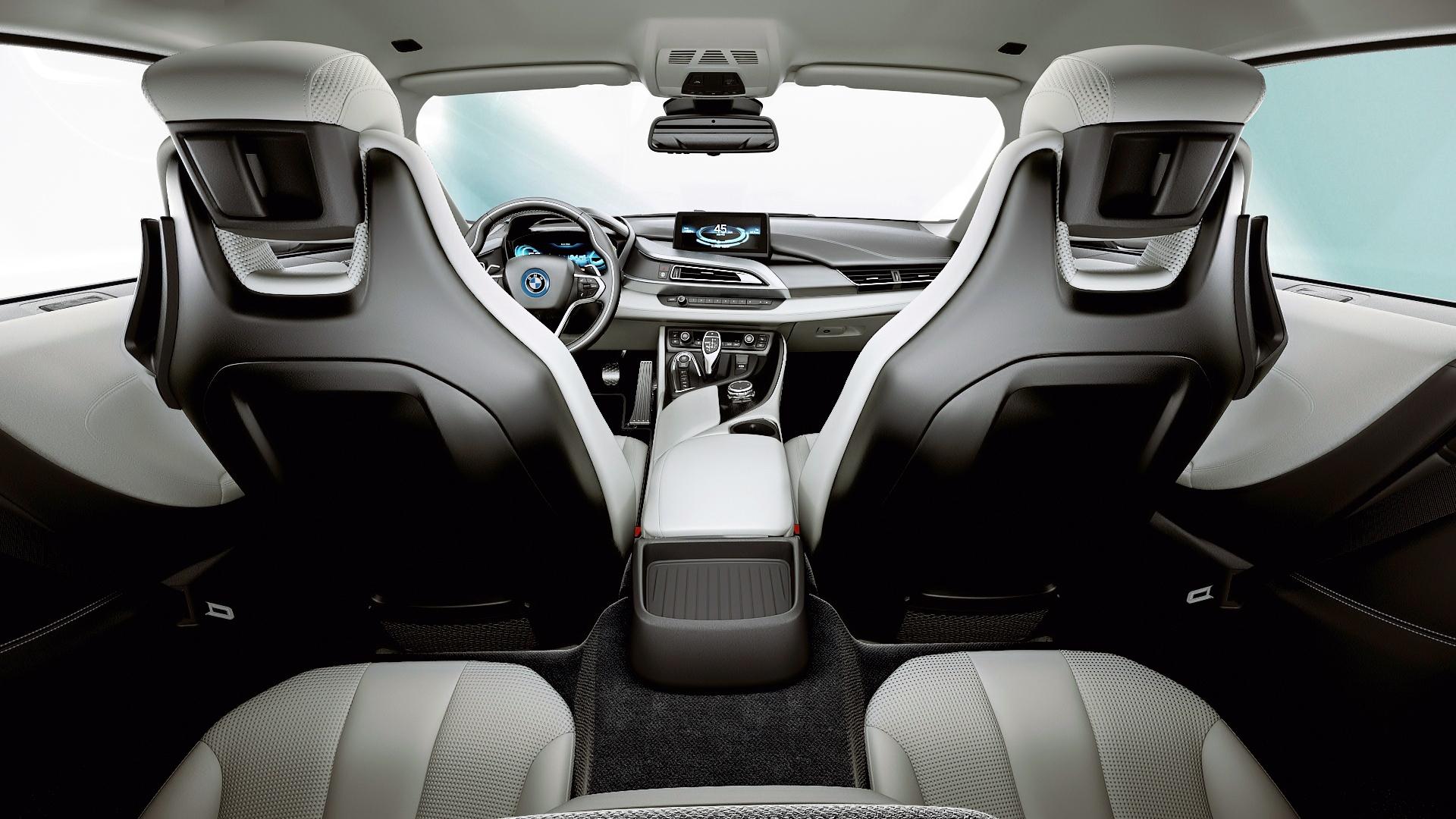 BMW I8 Interior   SMCars.Net   Car Blueprints Forum