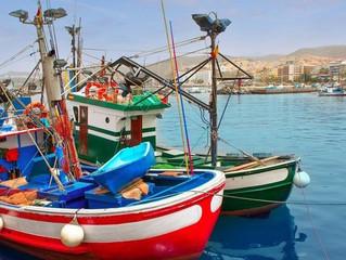 Gran Canaria, nieuwe Weg van de Massa bestemming