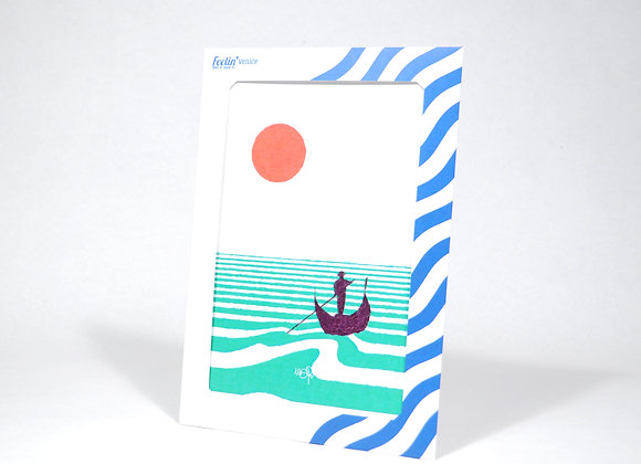 Art Print 'Rower'