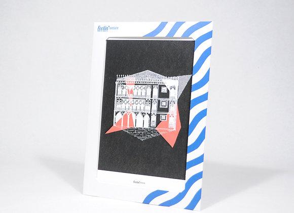 Art Print ' Ca d'Oro'