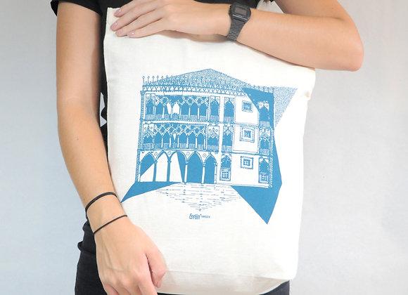 Shopper Bag 'Ca' D'Oro'
