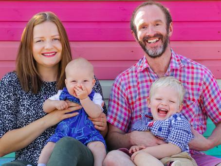 Whitstable Beach, Kent | Wonderful Family Shoot