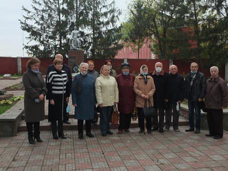 У Новоселиці відзначили День визволення України від нацистських загарбників