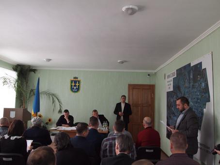 Відбулася ІІІ сесія Новоселицької міської ради VІI скликання.