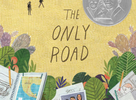 Meet the Author - Alexandra Diaz, The Only Road