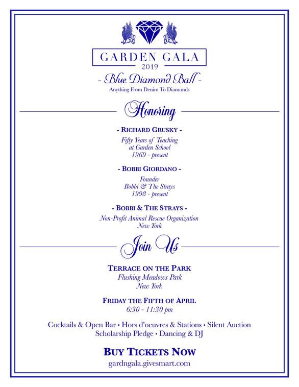 The Garden School Garden Gala
