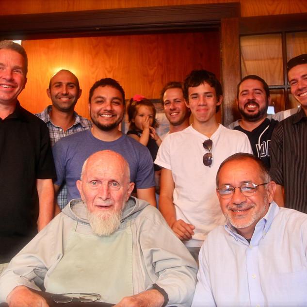 Fr. Benedict Visit