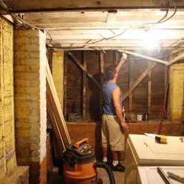 Inside Renovation