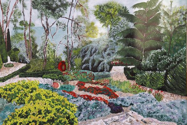 jardin botanique espagnol