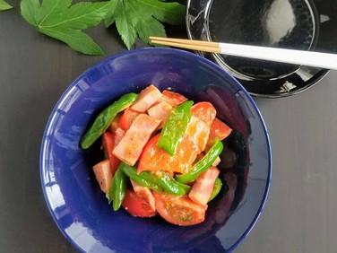 作り置き料理やアレンジ料理にオススメ!【レシピ】トマト炒めイタリアン風 お献立つき。
