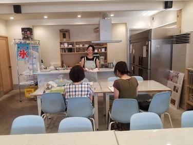古民家カフェむくさんで料理教室を開催しました!