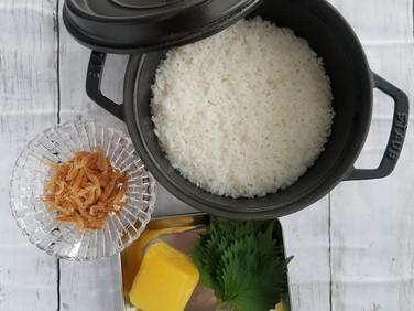 千葉県産を応援!【モニター】桜海老とたくあんの混ぜごはん
