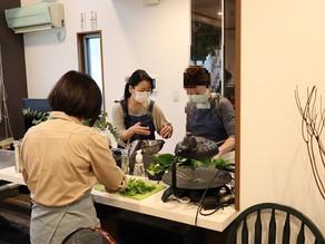 〔料理教室〕11月生徒募集中です! プライベートレッスンでゆっくり料理しましょう♪