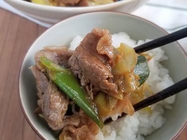 白ご飯のおかず♡【レシピ】牛肉の甜面醤炒め