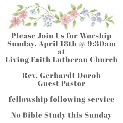 2021-04-18 Worship Service Annoucement.p