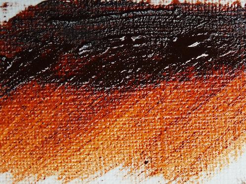 Transparent Iron Oxide Red: 50 ml
