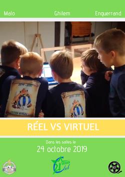 Réel vs Virtuel