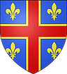 Blason_ville_fr_ClermontFerrand_(PuyDome