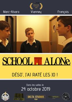 School Alone
