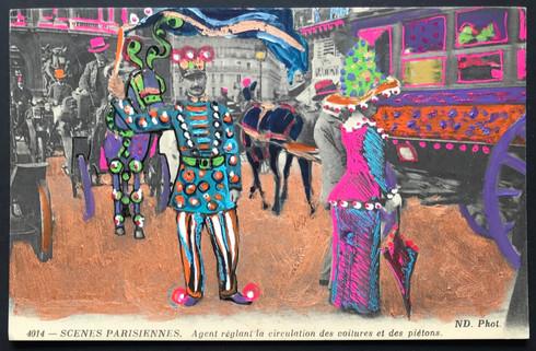 #14 Scenes Parisienne