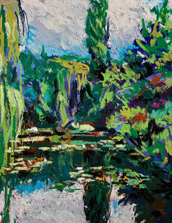 My Giverny View l