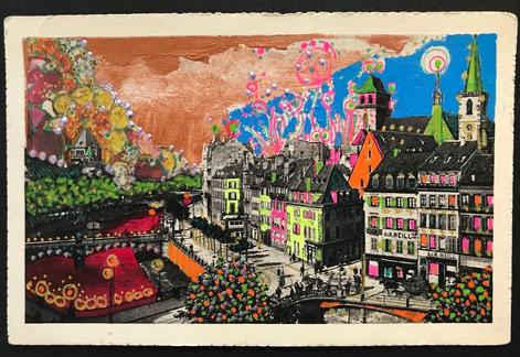 Strasbourg - Quai Desaix