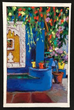 Marrakech - Majorelle Garden 4286