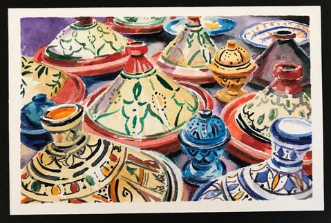 Window Shoppng in Fez 4279