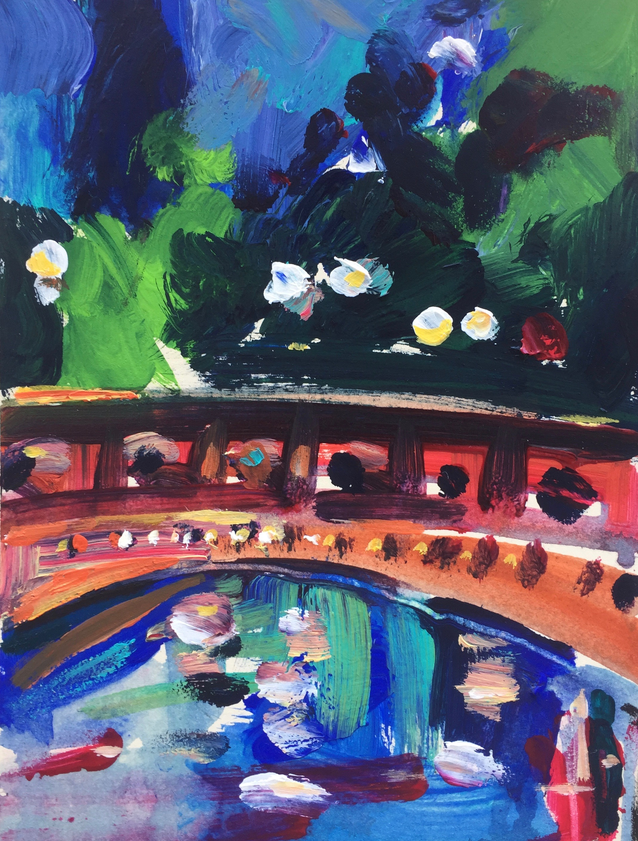 Pont du la Fonderie #3170