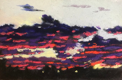 NM14 Sunset June 14th