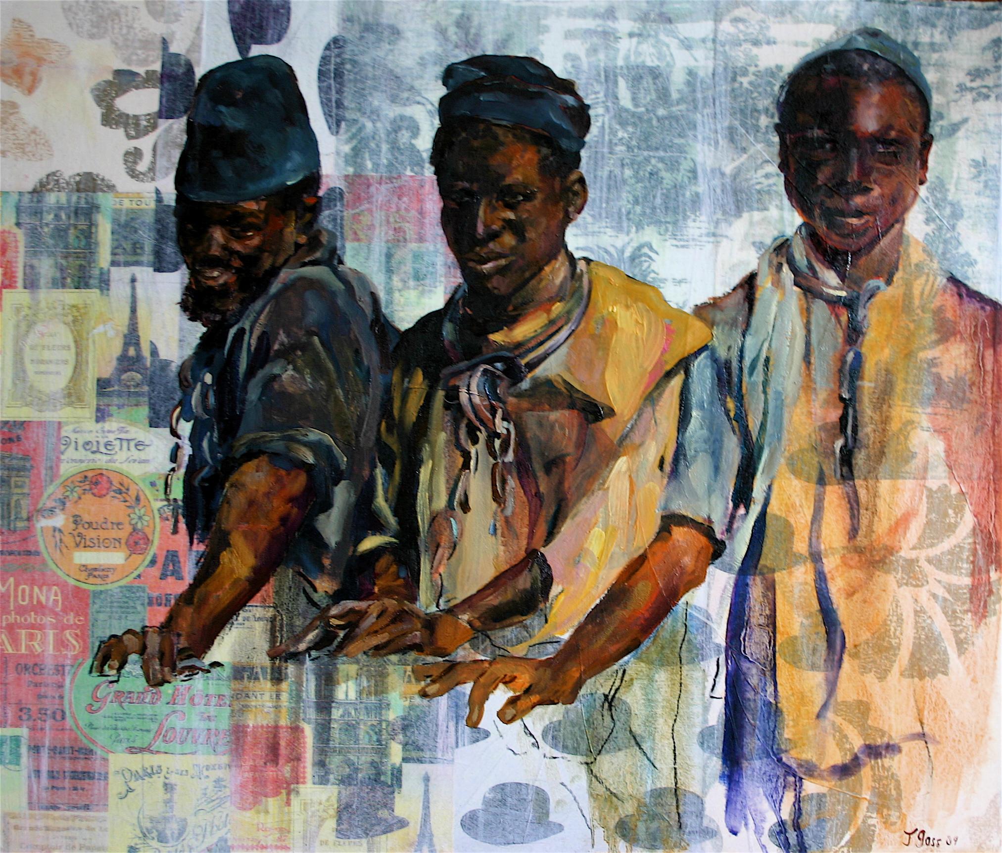 Meshach, Shadrach, and Abednigo