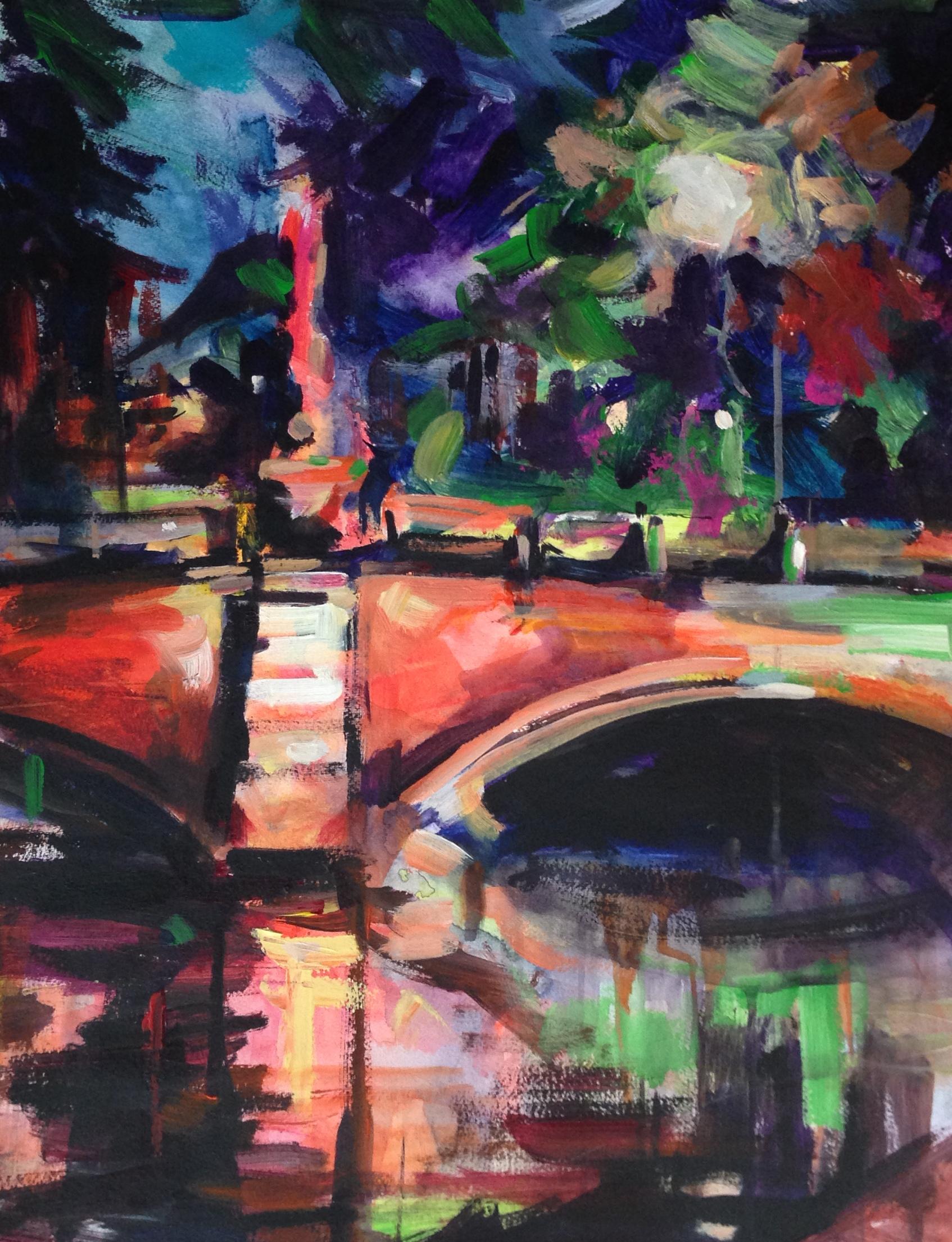 Le Pont sur la Rue #124