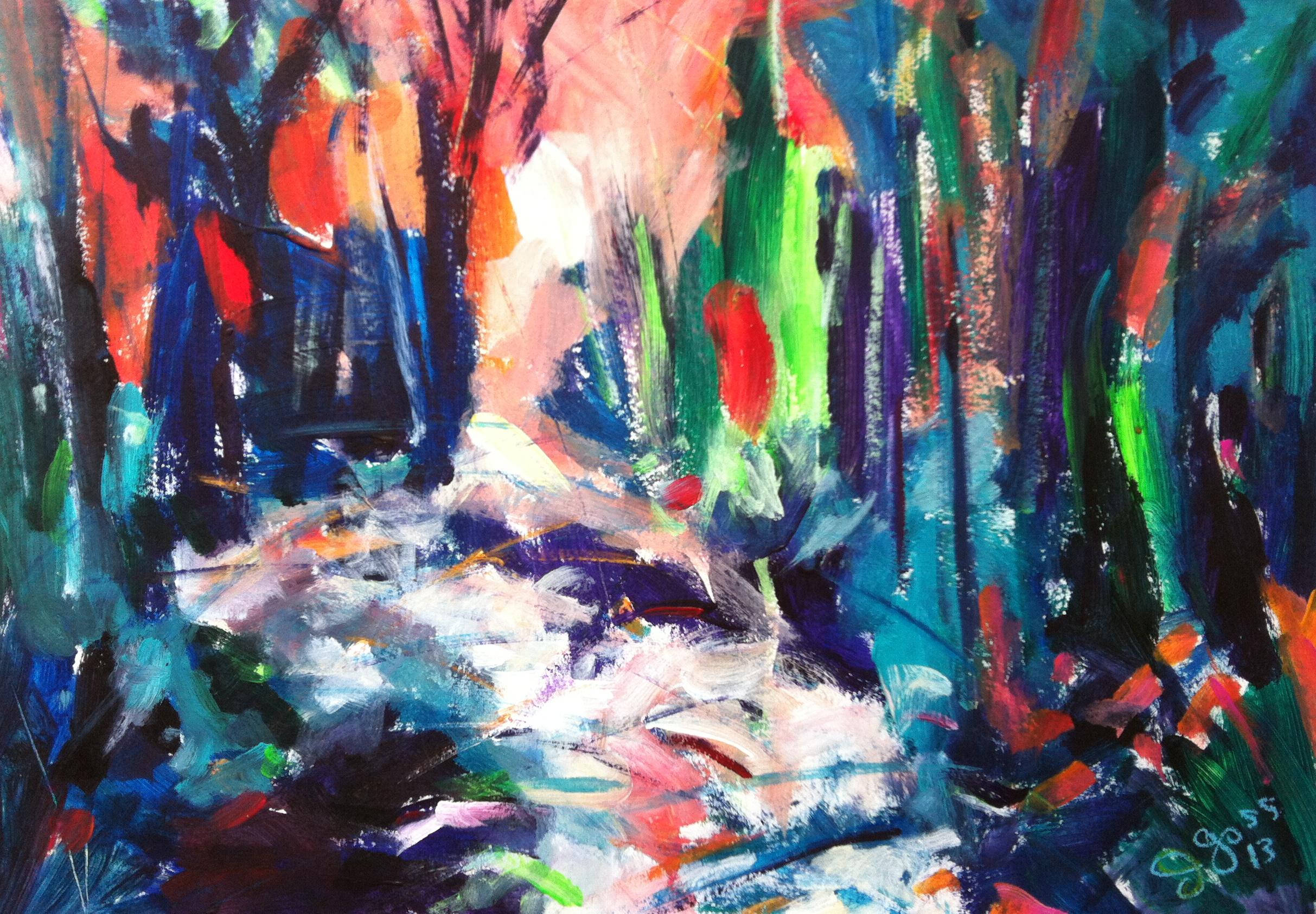 Swimming Upstream #89