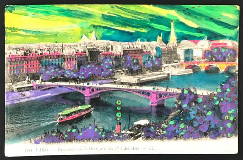 #19 Paris - Pont des Artes