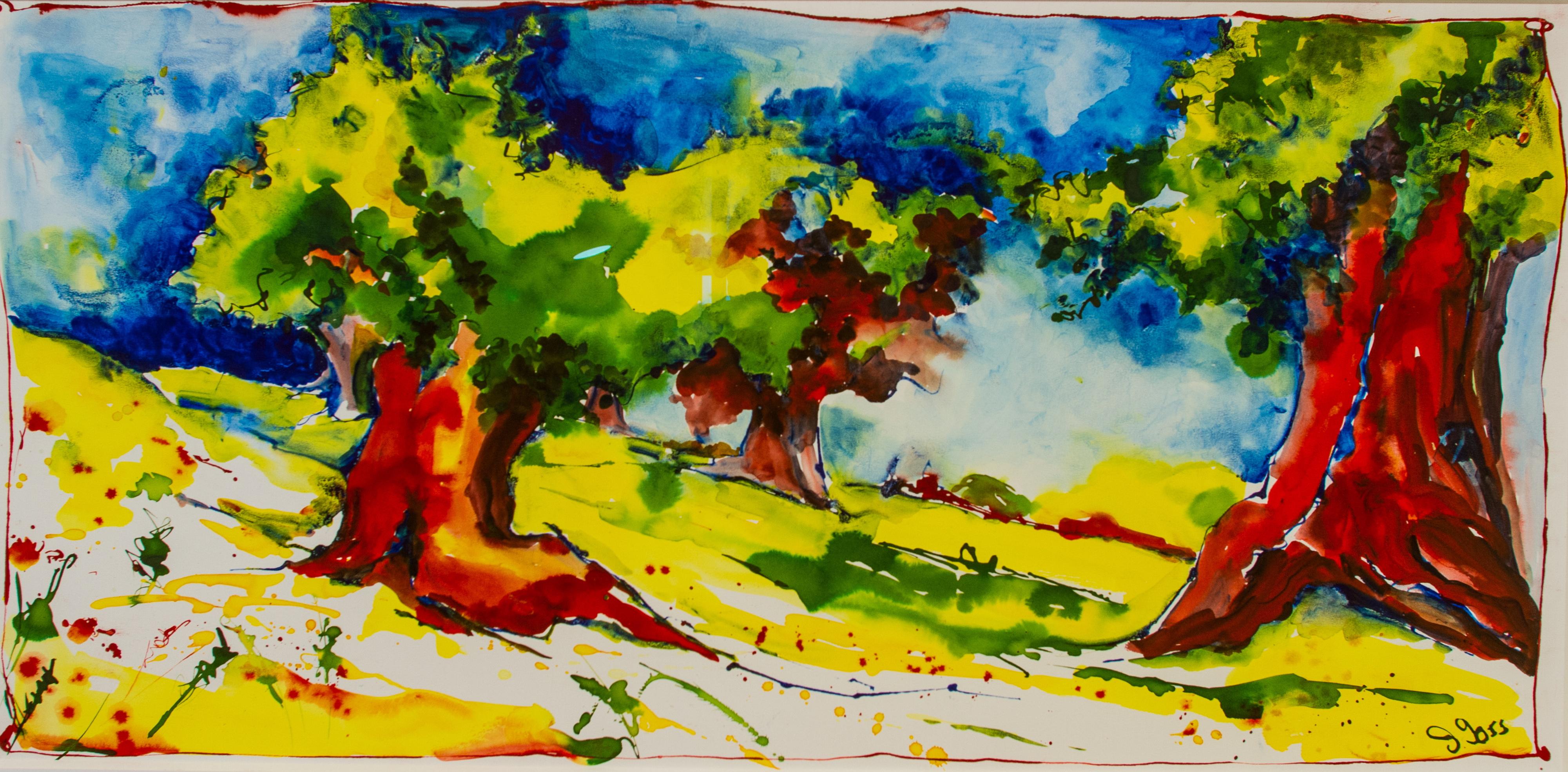Olive Tree -148
