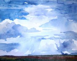 African Skies III