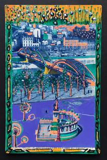 #40 Lyon Monument Les Enfants du Rhone
