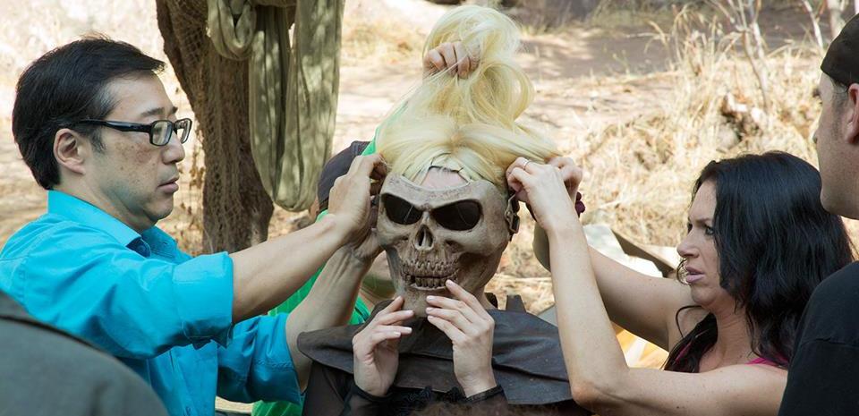 S2K - Erica Grant's warrior mask