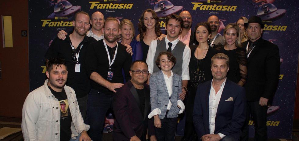 Fantasia Group Shot