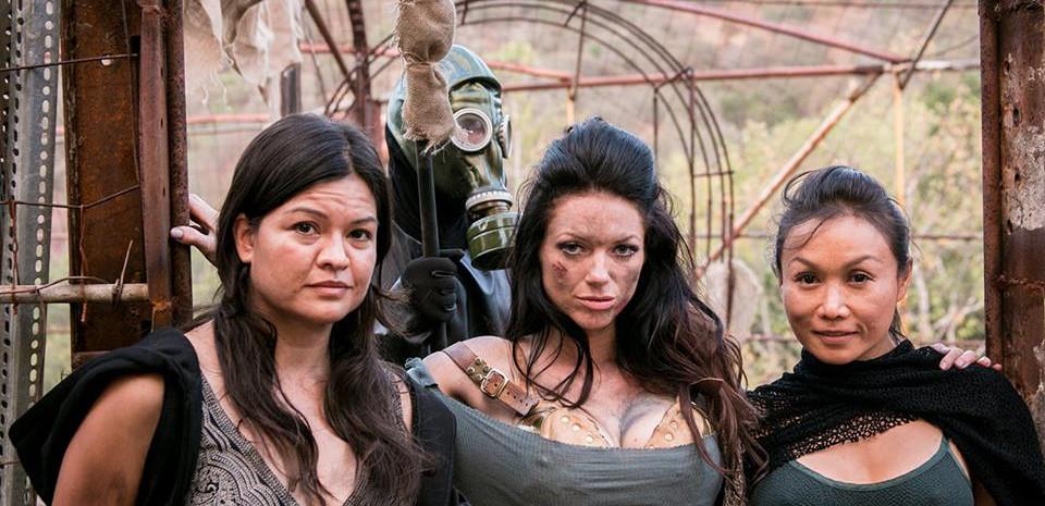 Three village girls in S2K.