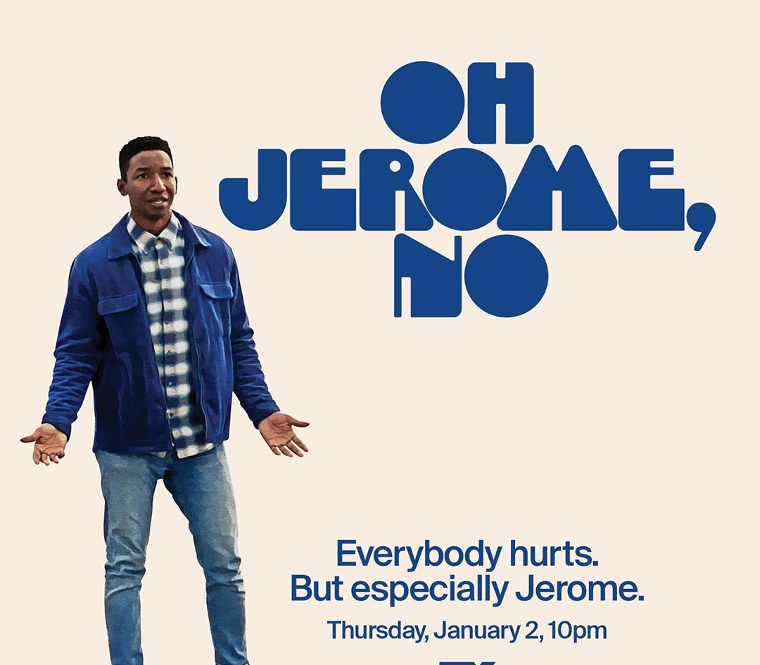 FXX Ad for OH JEROME, NO.