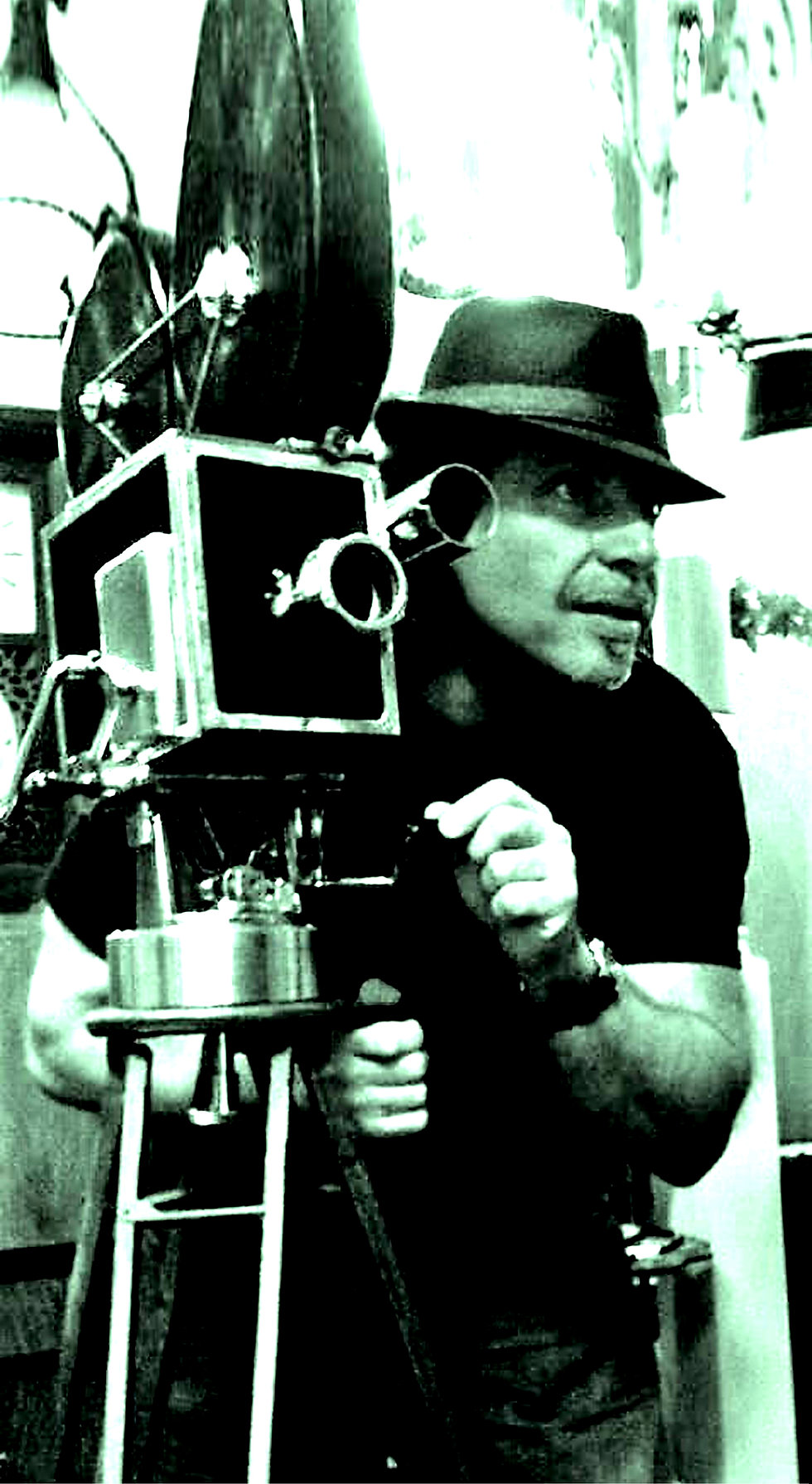 ED POLGARDY - Directing with Old-Time Camera 8.jpg