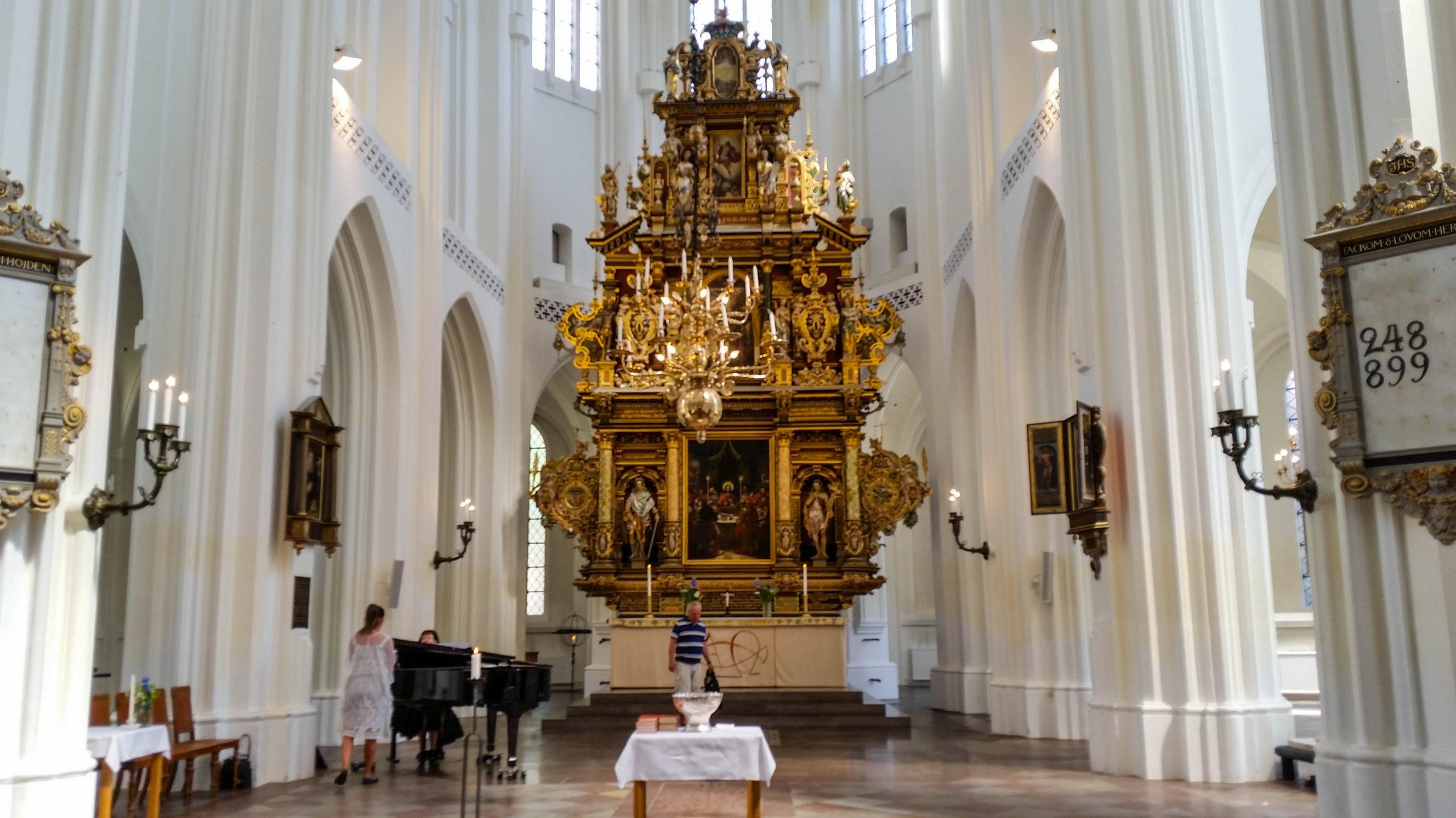 Petrikirche Malmö