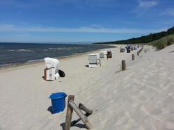 Strand von Lubmin