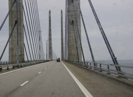 Von Schweden über Dänemark nach Fehmarn